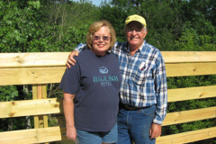 837-Joan-and-Harry-on-the-Pipe-Creek-Bridge